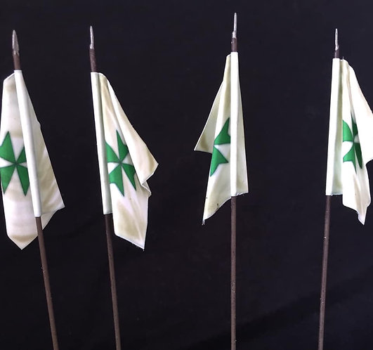 Order of St Lazarus Flag 1