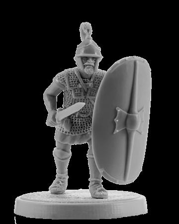 Carthaginian Warrior #2