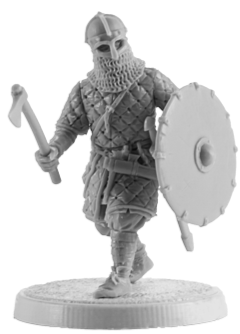 Viking with Axe #10