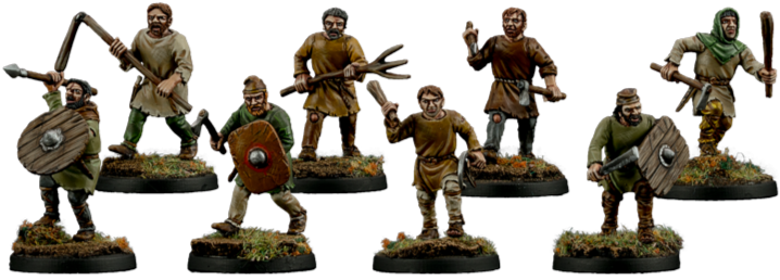 The Anglo-Saxons 5 Geburs