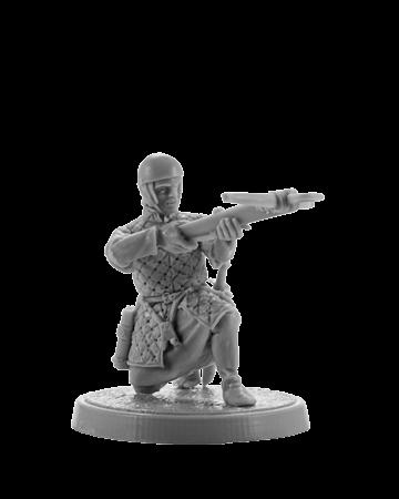 Crusader Crossbowman #8