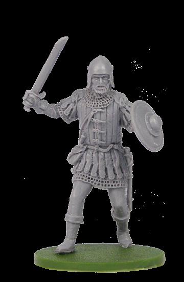Hundred Years War French Infantryman