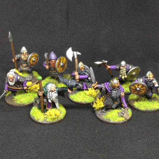 Northstar Oathmark Dwarves 28mm