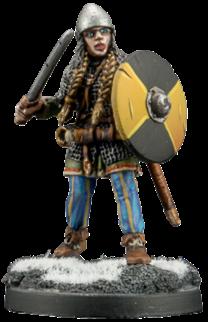 Viking Warrior Woman #2
