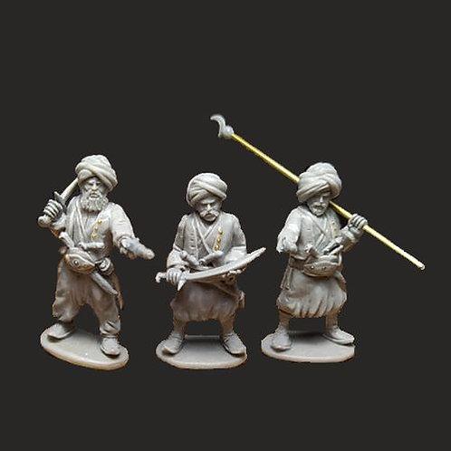OTT003 Ottoman Irregulars Command Group