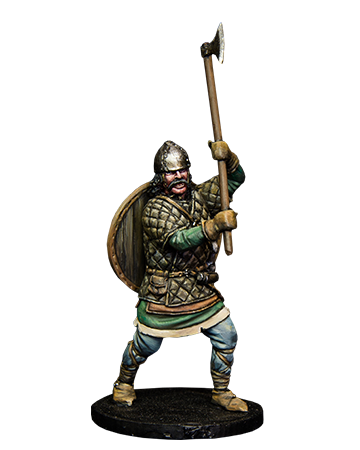 Anglo-Saxon Housecarl with Dane Axe