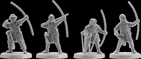 Hundred Years War English Archers