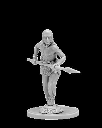 Gallic Warrior Lightly Armed