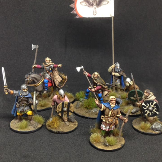 28mm Vikings