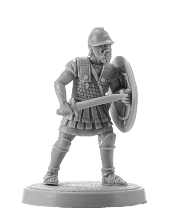 Carthaginian Bodyguard #1
