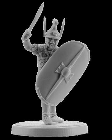 Carthaginian Warrior #3