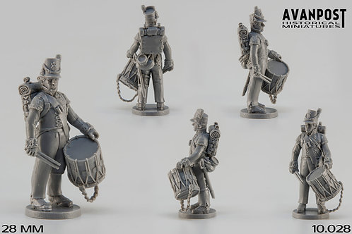 10.028 Artillery Drummer