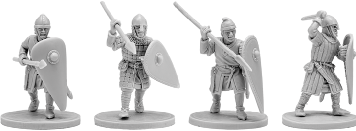 Norman Infantry 2