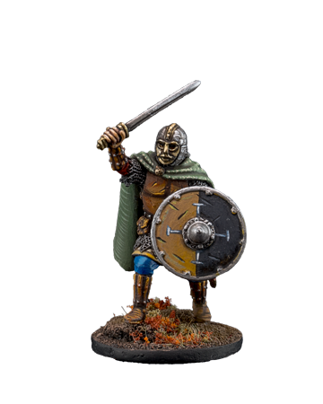 Anglo-Saxon Earl
