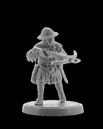 Crusader Crossbowman #2