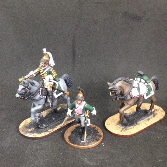 Perry Miniatures Napoleonic French Dragoons