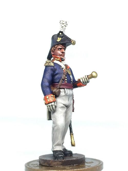 10.001 Artillery Officer