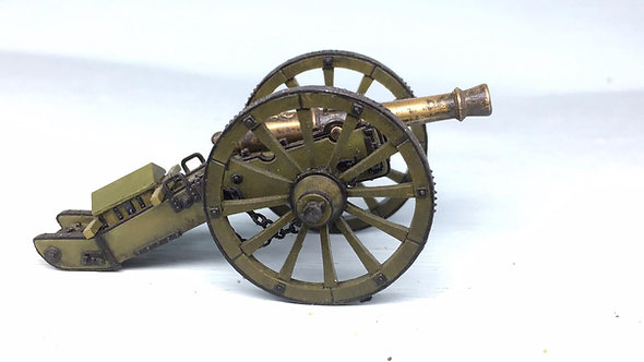 11.033 Gribeauval 8-pdr Cannon