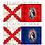 Thumbnail: Thirty Years War - Catholic League Infantry Flag 2