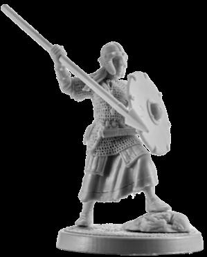 Viking Warrior Woman #7