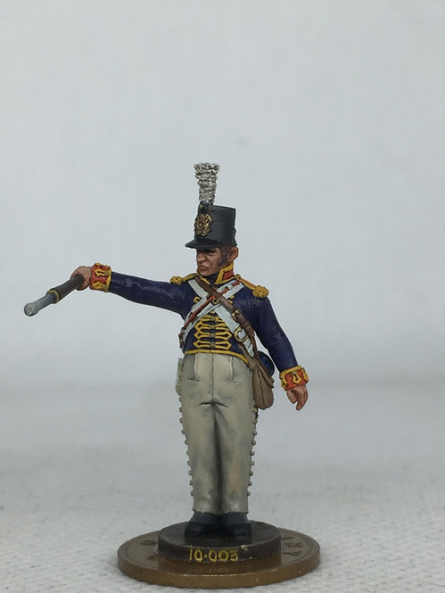 10.003 Gunner with Portfire Holder
