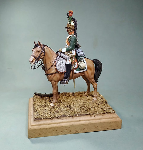 75.109 French Dragoon, 1812