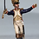 Thumbnail: 11.091-M Line Infantry Officer Marching in Shako