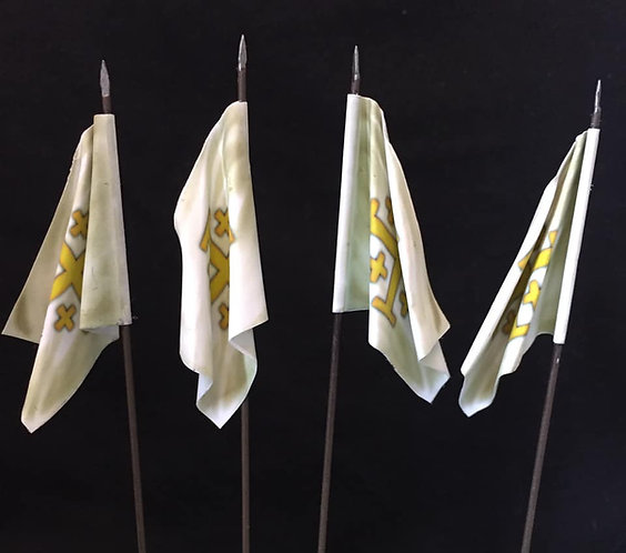 Crusades - Knights of Jerusalem Flag 1