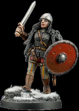 Viking Warrior Woman #3