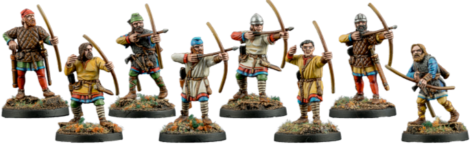 Vikings 8 Archers
