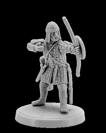 Byzantine Archer #7