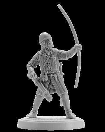 Hundred Years War English Archer #4
