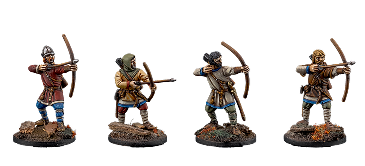 The Anglo-Saxons 3 Archers
