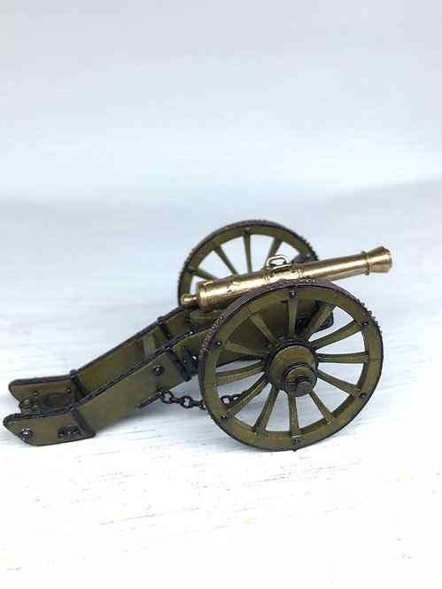 11.048 Gribeauval 4-pdr Cannon