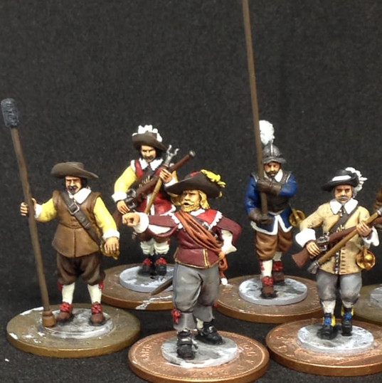 Avanpost 28mm Thirty Years War