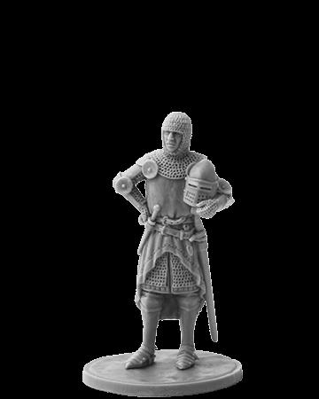 English Knight 14th Century