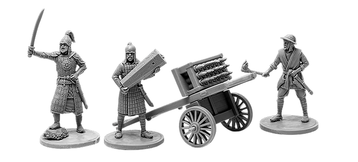 Ancient Chinese Artillery