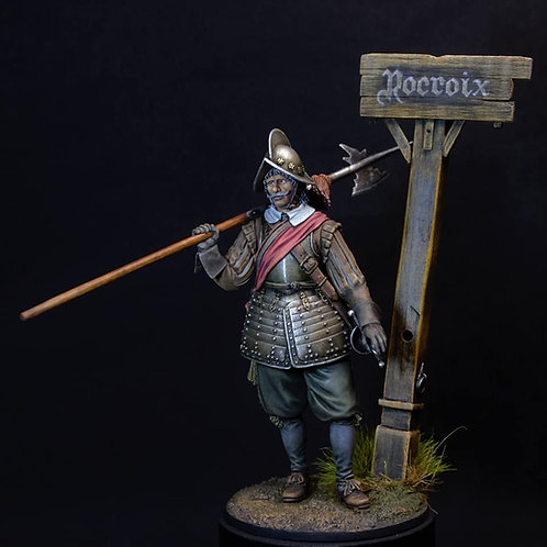 75.003 European Infantry Sergeant 1630 AD