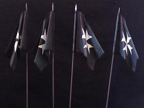 Knights Hospitaller Flag 4