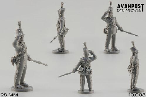 10.008 Gunner with Portfire Holder