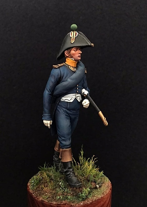 75.103 French Infantry Officer 1812