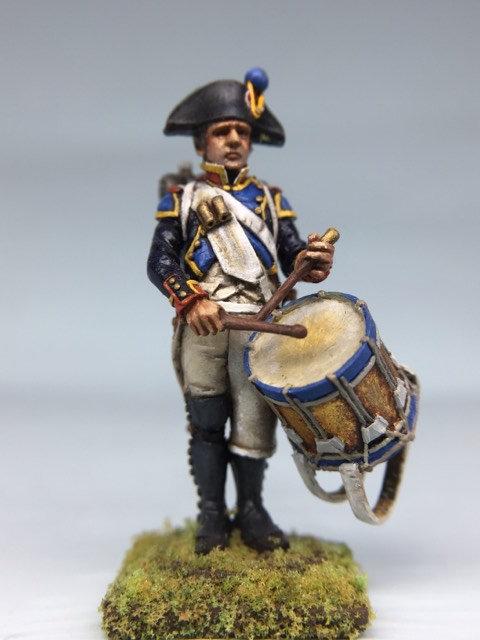 11.036-M Fusilier Company Drummer in Bicorn