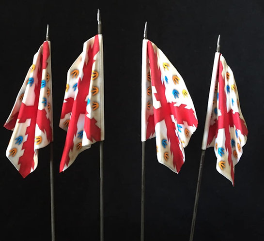 Thirty Years War - Imperialist Infantry Flag 1