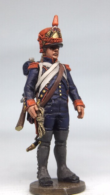 11.043-M Foot Artillery Gunner in Shako