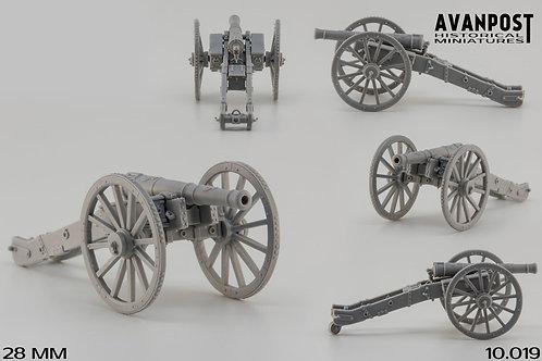 10.019 Long 6pdr Gun