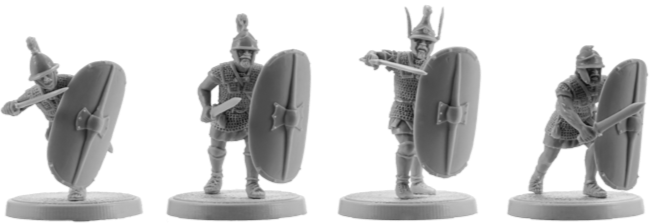 Carthaginian Warriors
