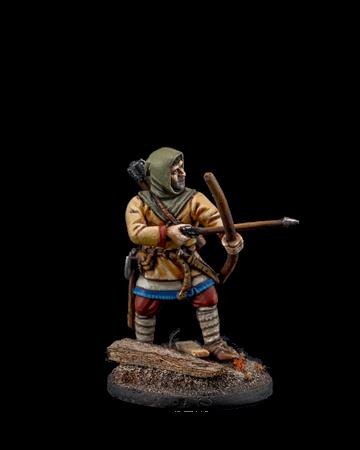 Anglo-Saxon Archer #2