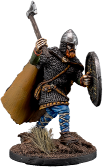 Viking with Axe #2