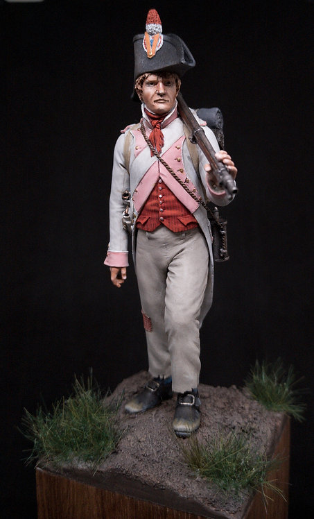 75.110 French Line Infantry Fusilier 1792-1805