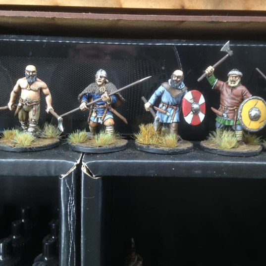 V&V 28mm Vikings
